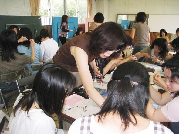 s-H21年6月16日西浦小学校講習会07